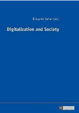 Digitalization and Society Book Cover