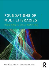 Foundations of Multiliteracies: Reading, Writing and Talking in the 21st Century Book Cover