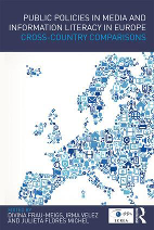 Public Policies in Media and Information Literacy in Europe: Cross-Country Comparisons Book Cover